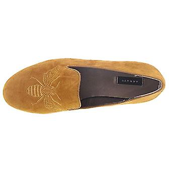 ARRAY Queen Bee Women's Slip On 12 C/D US Marigold