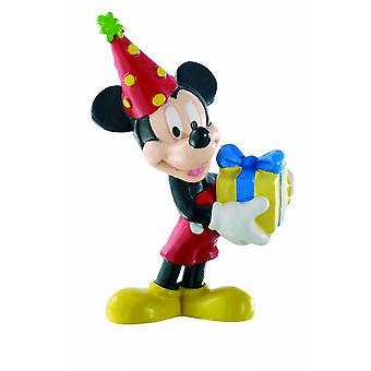 Bullyland Mickey Celebration Figurine