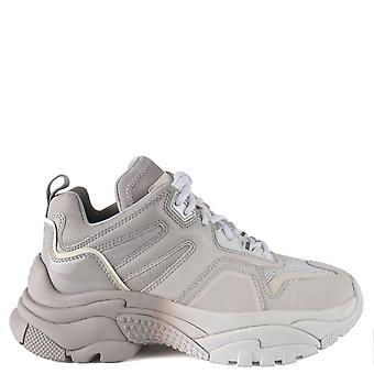 Ash ACTIVE Trainers Grey And White Mesh