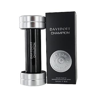 Davidoff Champion Eau de Toilette Spray 90ml
