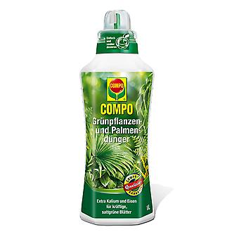 COMPO verde e fertilizzante per palme, 1 litro