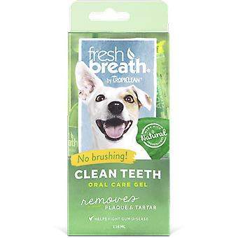 TropiClean Gel Dental Clean Kit 118 ml (Dogs , Grooming & Wellbeing , Dental Hygiene)