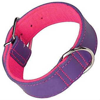 Arppe Purple Beach Leather Necklace / Fuchsia Different Sizes