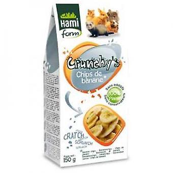 Hami Form Crunchys Banana Chips (Small pets , Treats)
