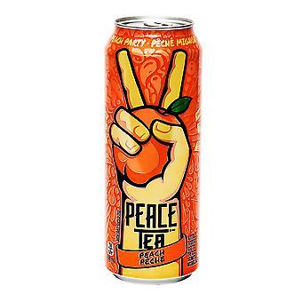 Peace Tea Peach Party -( 695 Ml X 12 Pack )