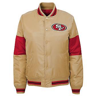 Outerstuff VARSITY Kids Jacket - San Francisco 49ers