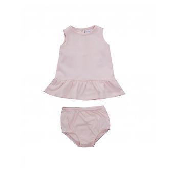 Polo Ralph Lauren Childrenswear Logo Jersey Pinafore