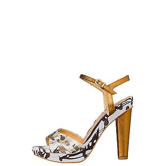 Desigual Women's Roca High Heeled Sandals