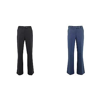 Alexandra Womens/Ladies Icona Bootleg Formal Work Suit Trousers