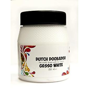 Dutch Doobadoo Dutch Gesso white 250ml 870.002.010