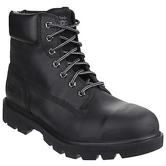 Timberland Pro Mens Sawhorse Lace Up Safety Boot Black