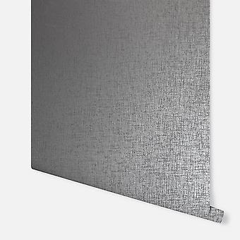 910303 - Kashmir Tekstur Gunmetal - Arthouse Wallpaper