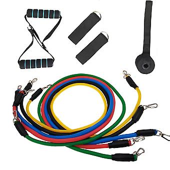 Exercise resistance bands sets 11pcs