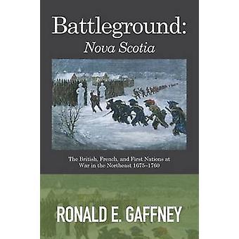 Battleground door Ronald E Gaffney