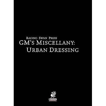 Raging Swans GMs Miscellany Urban Dressing by Broadhurst & Creighton