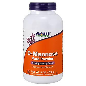 Now Foods D-Mannose Pure Powder 170 g