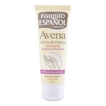 Creme para as mãos Avena Instituto Español (75 ml)