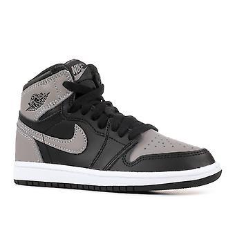 Jordan 1 Retro 1 hoge Og Bp 'Schaduw' - Aq2664-013 - schoenen