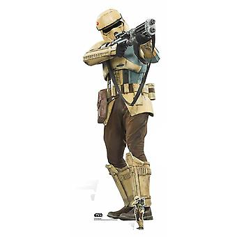 Shoretrooper Rogue One: A Star Wars Story Lifesize Cardboard Cutout / Standee