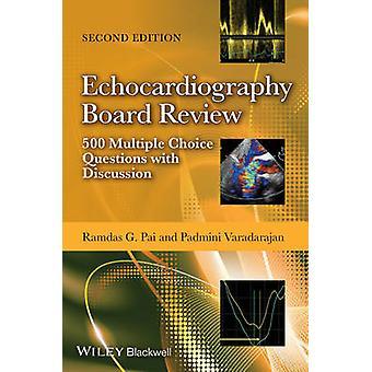 Echokardiographie Board Review - 500 Multiple Choice Fragen mit Dis