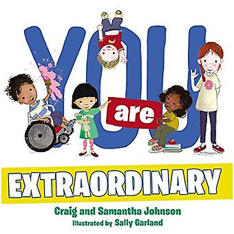 You Are Extraordinary by Craig Johnson - 9781400209132 Book
