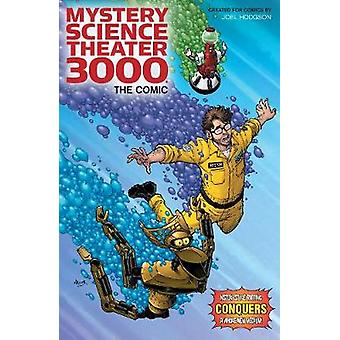 Mystery Science Theater 3000 by Joel Hodgson - 9781506709475 Book