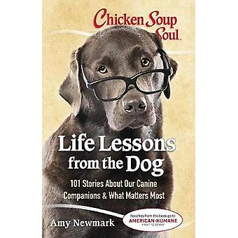 Chicken Soup for the Soul - Life Lessons from the Dog - 101 Tales of Fa