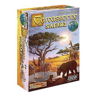 Z Man Games Carcassonne Safari Board Game