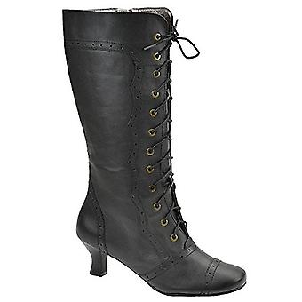 ARRAY Womens Vintage Closed Toe Knee High Fashion Boots
