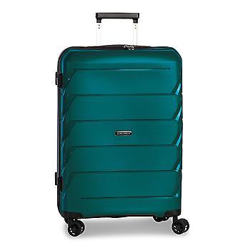 Fabrizio Worldpack Capri Trolley L, 4 wielen, 75 cm, 92 L, turquoise