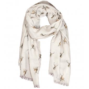 Wrendale Designs Horse Scarf