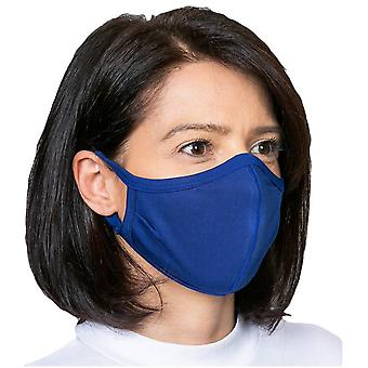 Obviously Ear Loop Face Mask - Navy