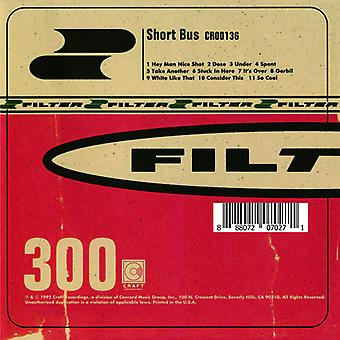 Filter - Short Bus [CD] USA import