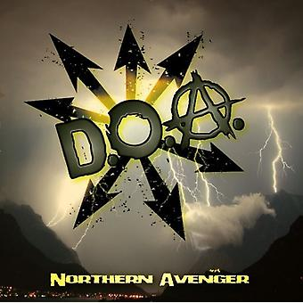 D.O.a. - Northern Avenger [CD] USA import