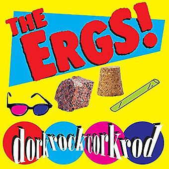Ergs - Dork Rock Cork Rod [Vinyl] USA import