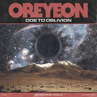 Ode To Oblivion [CD] USA import