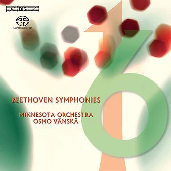Minnesota Orchestra - Beethoven: Symphonies Nos. 1 & 6 [SACD] USA import
