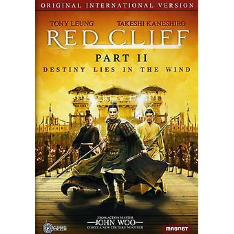 Red Cliff - Red Cliff: Pt. 2 [DVD] USA import