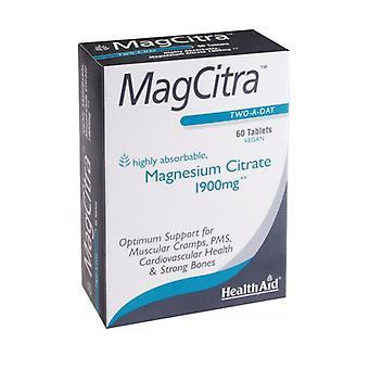 Magcitra 60 tablettia 1900mg