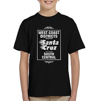 London Banter Santa Cruz Kid ' s T-shirt