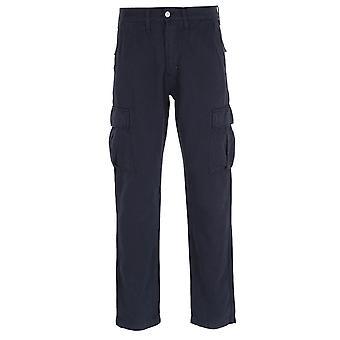 Edwin 45 Navy Cargo Pants