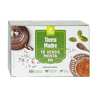 Green Tea with Organic Mint 36 g