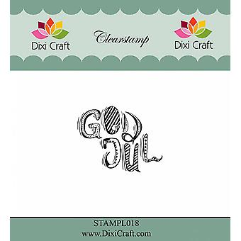 Dixi Craft Jumala Jul 3 Kirkas leima