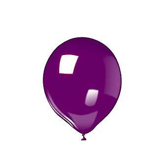 "25 10""/25cm Μπαλόνια - Μωβ"