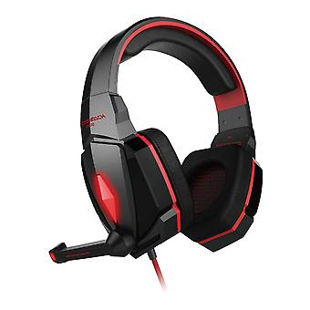 Anti-noise computer game headset