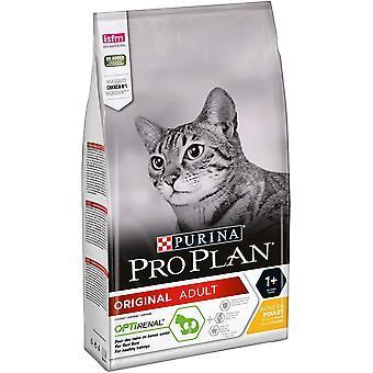Pro Plan Originele volwassen cat chicken & rijst - 10kg