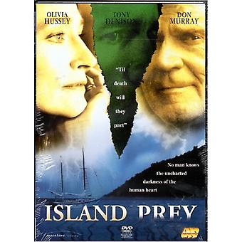 Island Prey DVD