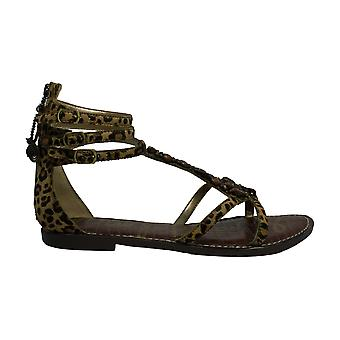 Sam Edelman Women's Shoes Ginger Open Toe Casual Ankle Strap Sandals