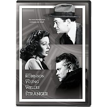 Stranger [DVD] USA importerer