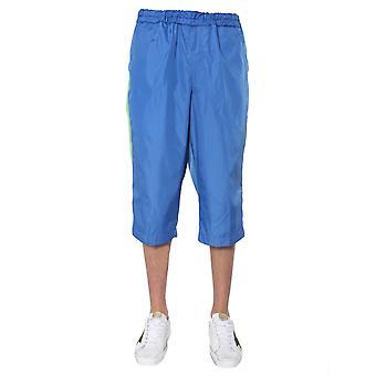 Comme Des Garçons Shirt S279411 Heren's Multicolor Nylon Shorts